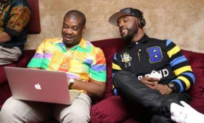 IYANYA SIGNED TO MAVIN'S RECORD